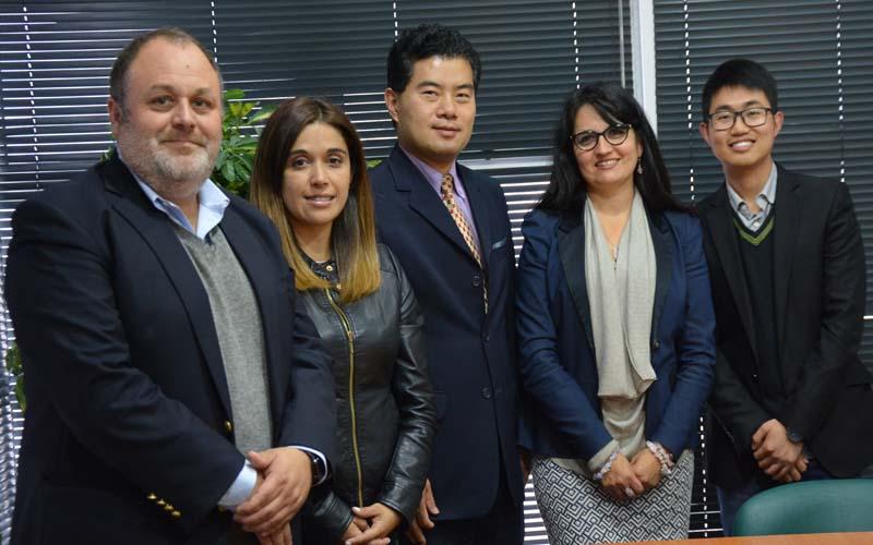 Subdirector de CRICAL visita UST de Concepción