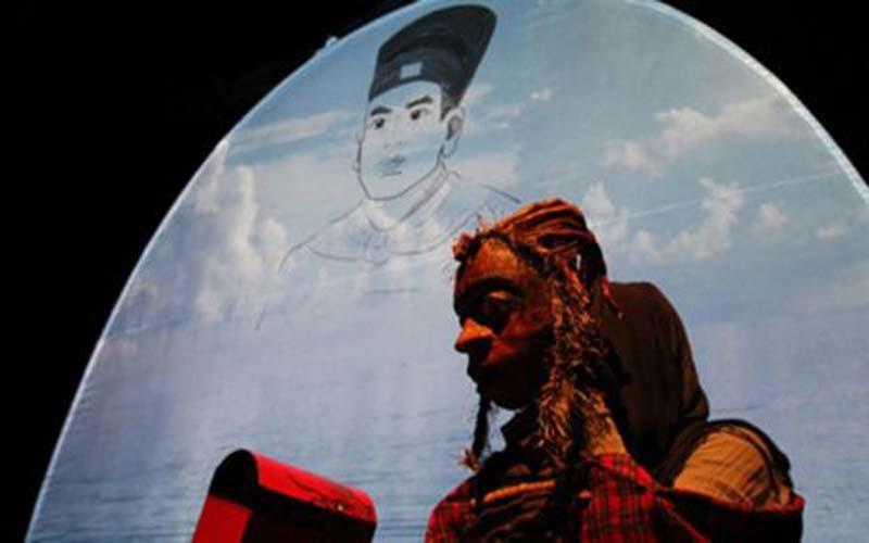 Gira internacional de teatro visual llega a Chile
