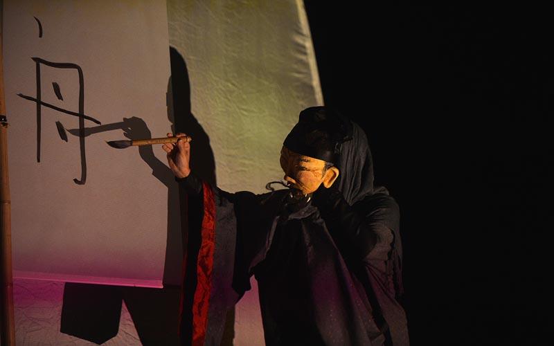 """Obra de teatro """"Zheng He"""" es ovacionada en Viña del Mar"""