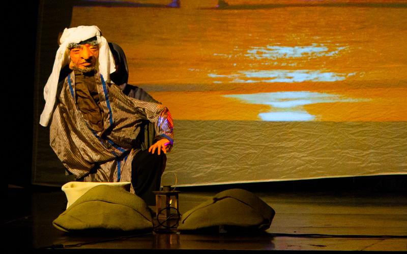 Con éxito culminó en Santiago gira internacional de la obra de teatro Zheng He – La llegada de los barcos dragón