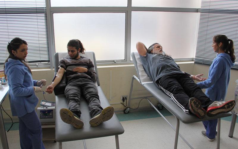 UST La Serena fue capital comunal del Día internacional del donante de sangre