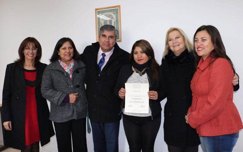 Dirigentes vecinales aprendieron a formular y gestionar proyectos sociales en UST La Serena