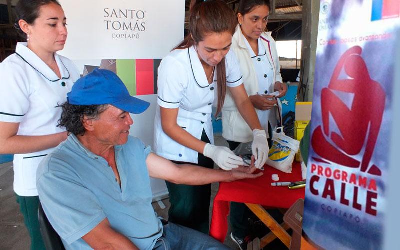 Programa de Santo Tomás Copiapó busca reinsertar a per ...