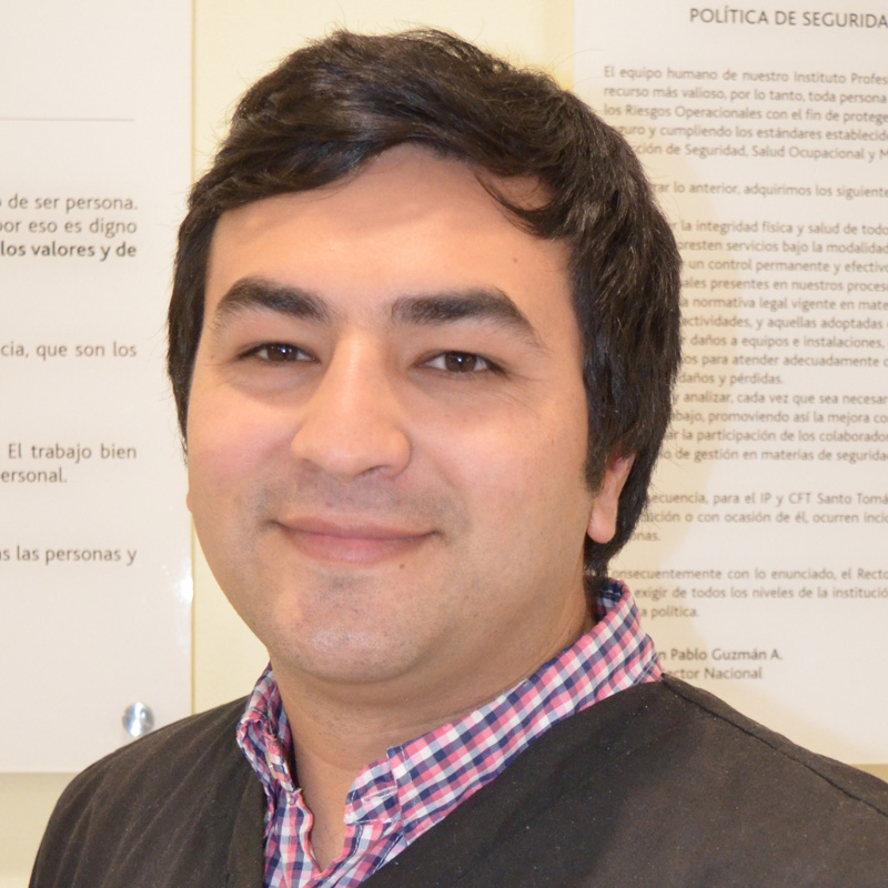 Manuel Alexis Saldivia Paredes