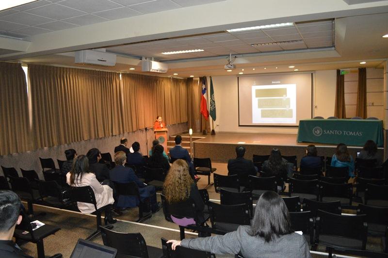 UST realizó II jornada de Investigación en Temuco