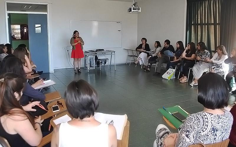 Académicos, estudiantes y colaboradores de Santo Tomás Viña del Mar se capacitan en uso de lengua de señas