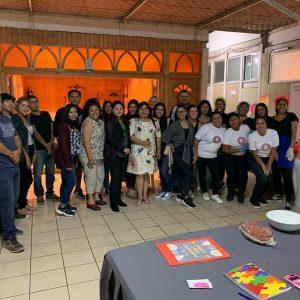 """Estudiantes de la carrera de Trabajo Social de UST Sede Arica desarrollaron """"Juego de Mercado"""""""