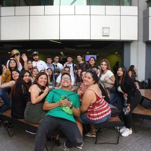 UST Santiago: Activa y multitudinaria participación de nuevos estudiantes en IVU 2020