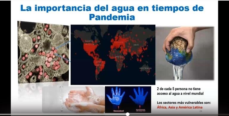 "Dra. Soledad Charmorro, académica UST: ""El agua, y el ..."
