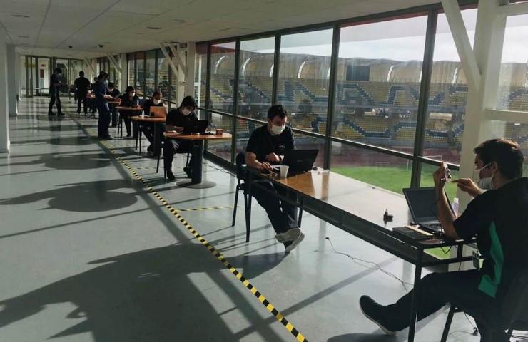 Estudiantes de Kinesiología sede La Serena se suman a p ...