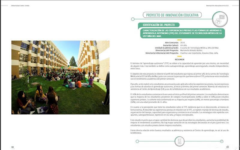 Proyectos elaborados por académicos de sede Viña del M ...