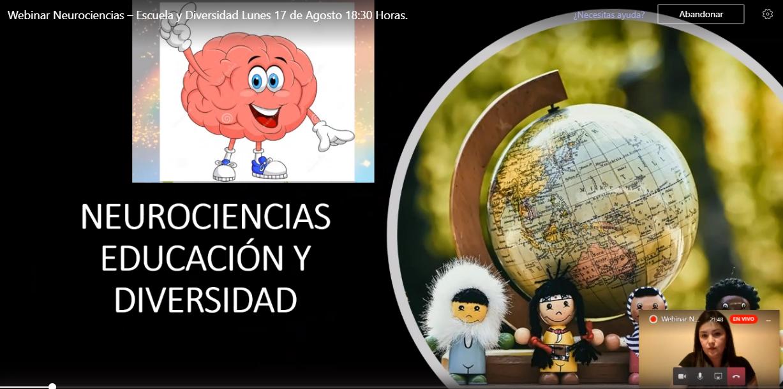 Neurociencia, educación y diversidad fueron tema de cic ...