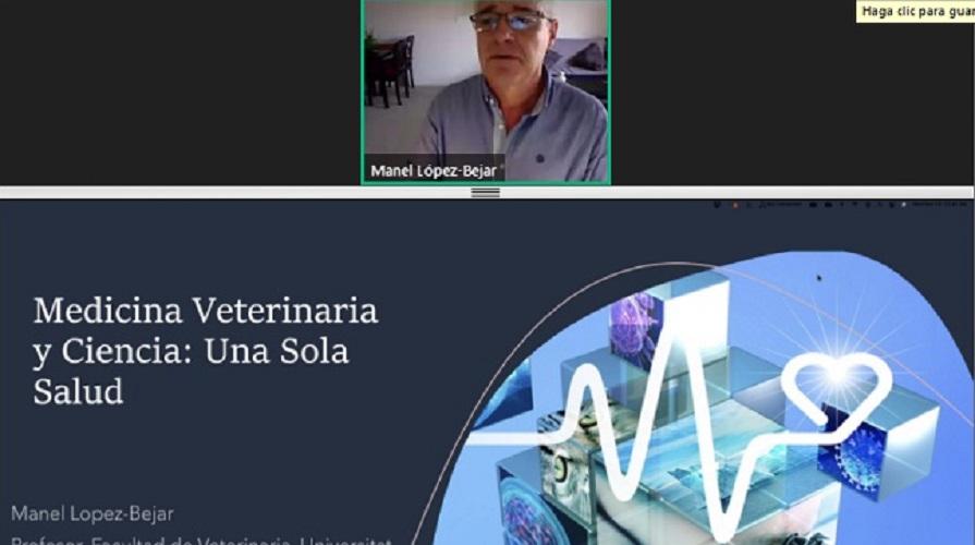 Experto español expuso sobre One Health en la 2° Feria ...