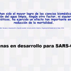 """Charla """"Actualización de vacunas y métodos de detección de SARS-COV-2 en pandemia de COVID-19"""""""