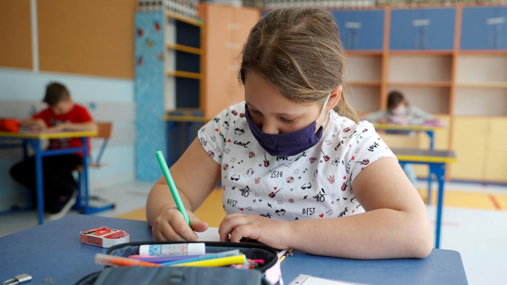 Salud mental infantil: el regreso a clases en pandemia
