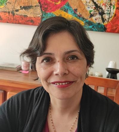 Dra. Pamela Caro es la nueva directora del Grupo de Estu ...