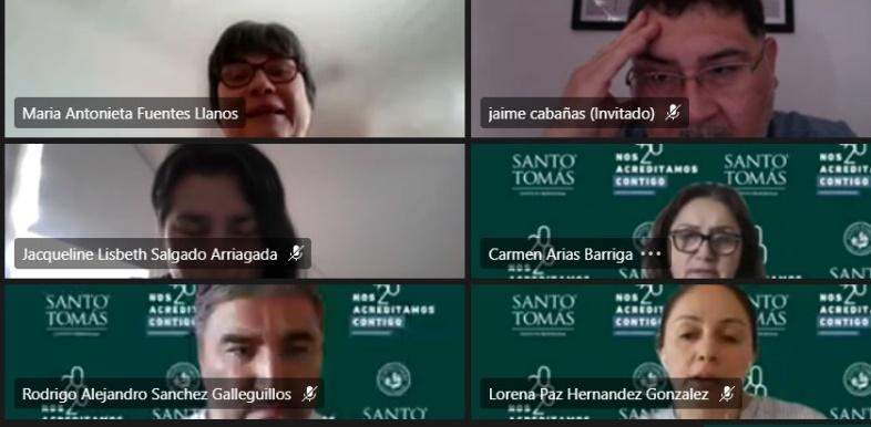 Dirección Nacional de Formación e Identidad organiza charla para abordar el sufrimiento humano con sentido