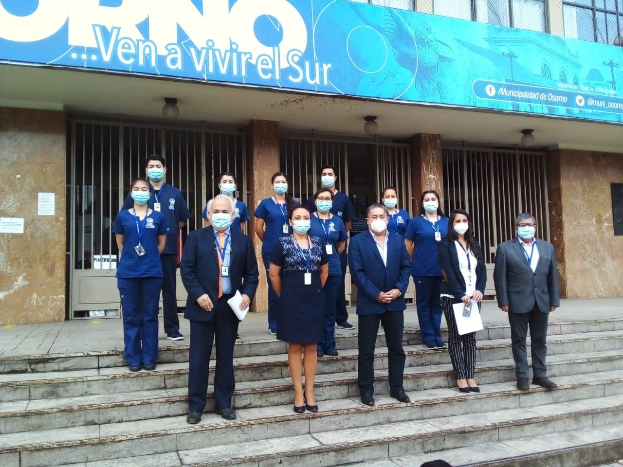 Estudiantes de Enfermería UST Osorno apoyarán campaña de Vacunación contra la Influenza