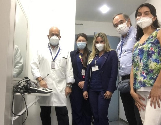 UST Talca suscribió importante convenio con el Hospital San Juan de Dios de Curicó