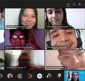 Biblioteca de Sede Arica capacitó a estudiantes y docentes en recursos digitales