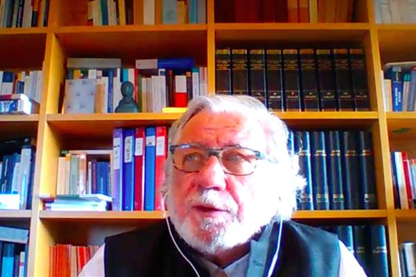 """Jean-Bernard Auby: """"Hay que destacar la importancia de ..."""