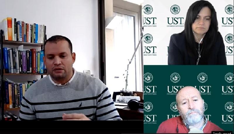 Dr. Luis Chancí expuso en Webinar de la Facultad de Eco ...