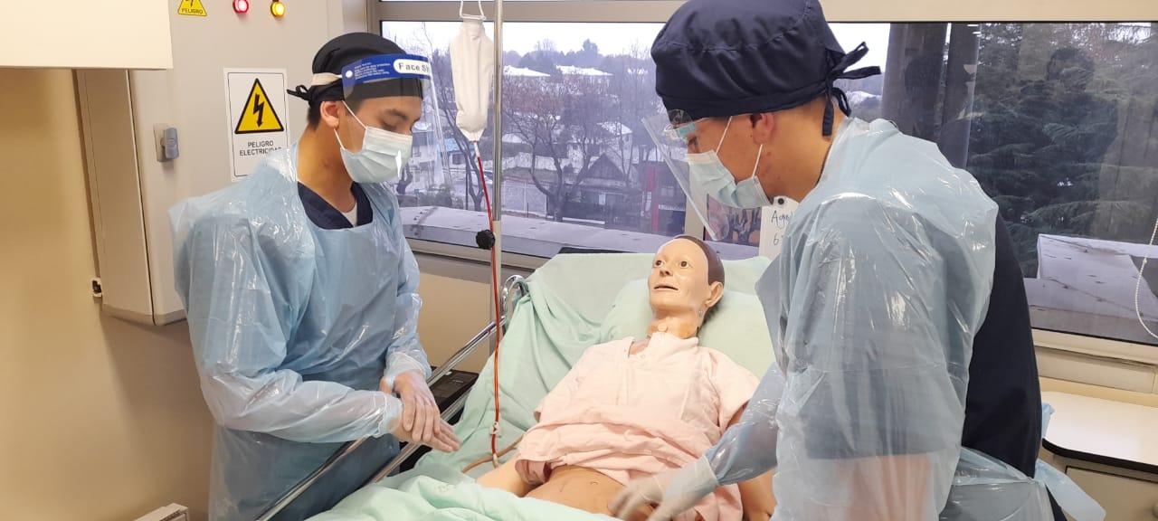 UST Los Ángeles inaugura Hospital de Simulación Clínica