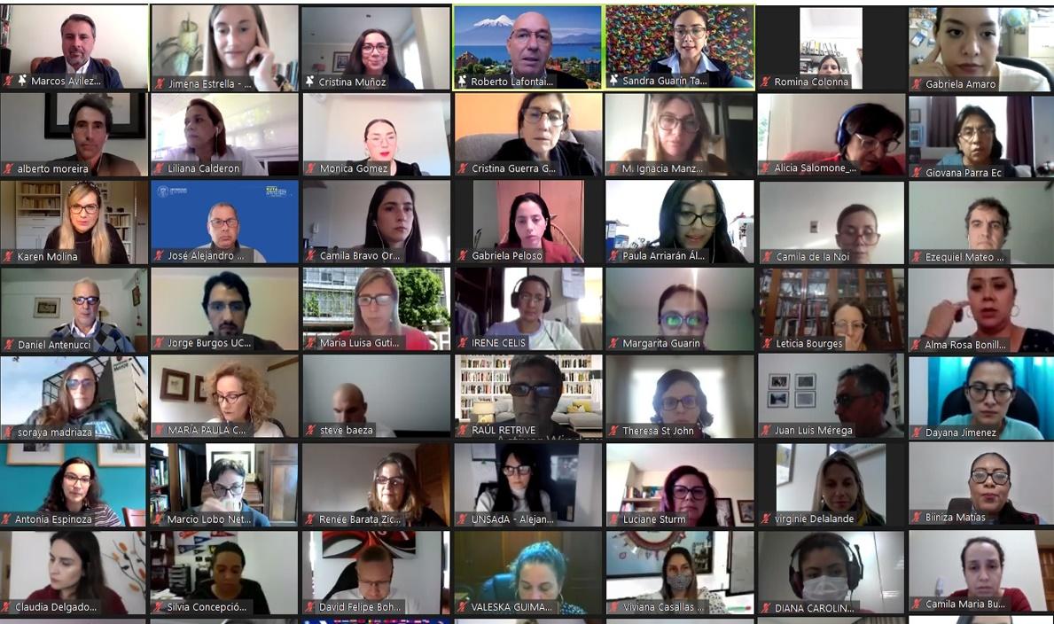 Santo Tomás coordina programa latinoamericano que busca fomentar la movilidad virtual en educación superior