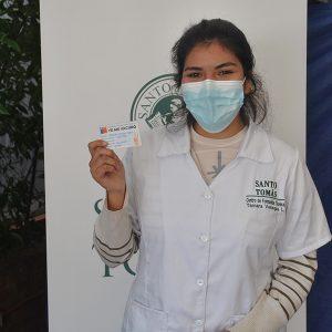 Santo Tomás Viña del Mar habilita Centro de Vacunación Covid-19 para alumnos, docentes y funcionarios