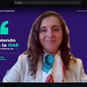 DAE de Santo Tomás Viña del Mar realiza jornada informativa para delegados de carreras y centros de alumnos