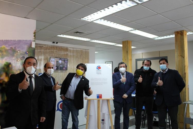 SERCOTEC inauguró nuevo Centro de Negocios en Santa Cruz operado por la Universidad Santo Tomás Talca