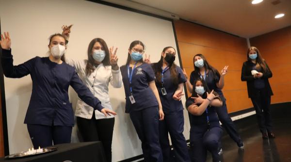Estudiantes de Enfermería de la UST Los Ángeles recibe ...