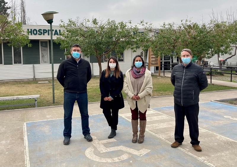 Autoridades de Medicina Veterinaria de UST Santiago comp ...