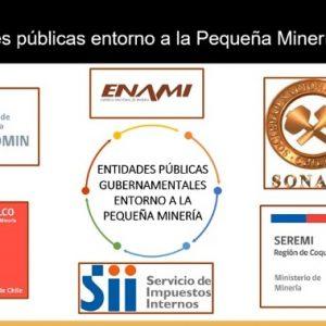 Charla sobre la pequeña minería en UST Santiago