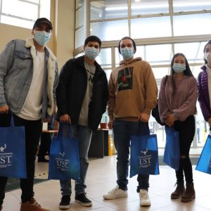 Bienvenida nuevos estudiantes carrera de Enfermería UST Los Ángeles