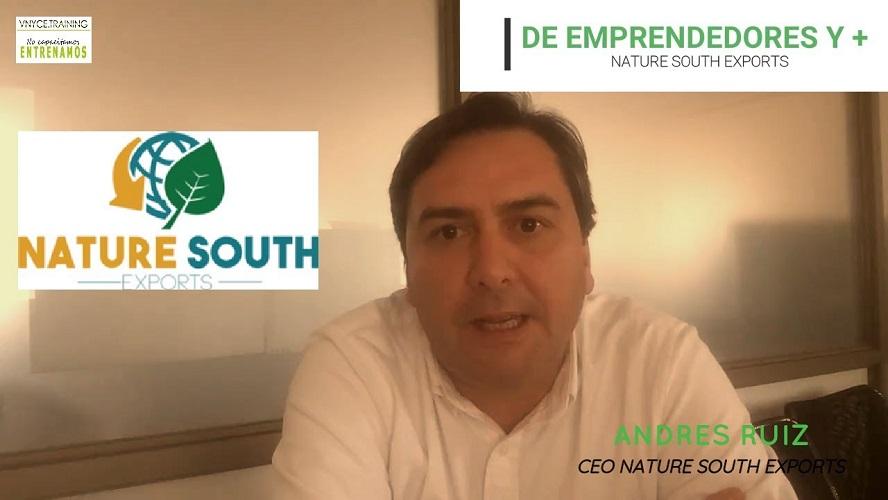 Gerente General de Nature South reveló las claves para exportar en tiempos de pandemia