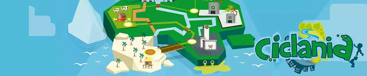 Tecnología – Videojuego de Cambio Climático: CICLANIA