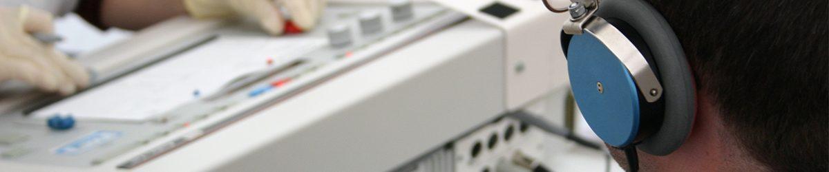 Tecnología – Simulador de audiometría para estudiantes de Fonoaudiología (SAEF)