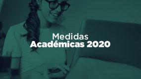 Medidas Académicas 2020