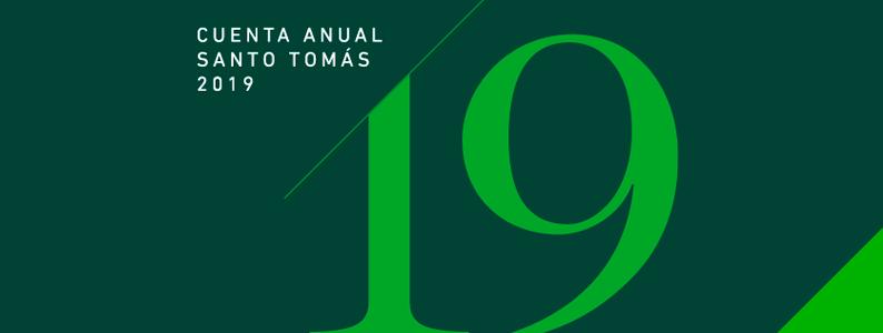 Rectora destaca aprendizajes y desafíos en Cuenta Anual 2019