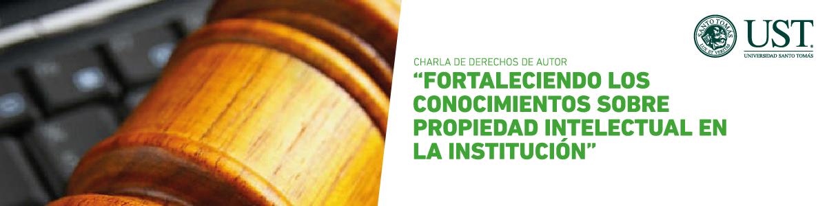 """15 de Abril de 2020, Santiago – Charla de Derechos de Autor """"Fortaleciendo los conocimientos sobre Propiedad Intelectual en la Institución"""""""