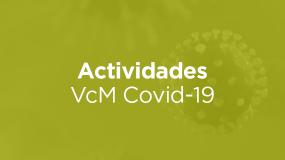 Actividades VcM COVID-19